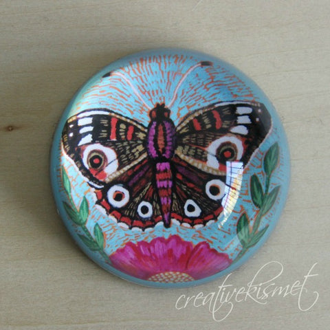Moth Paperweight - small