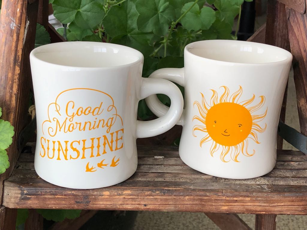 Mug - Good Morning Sunshine Diner