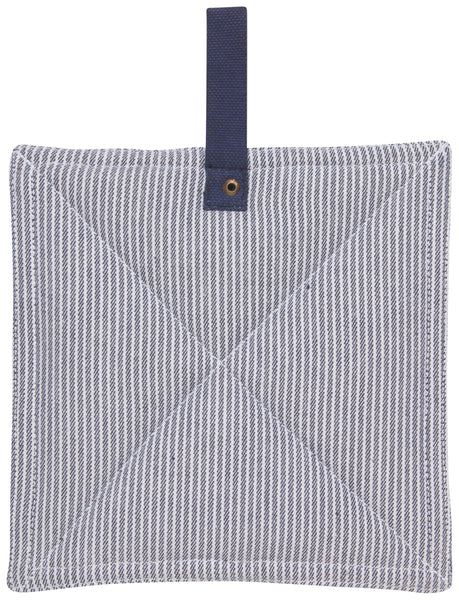 Pot Holder - Railroad Stripe