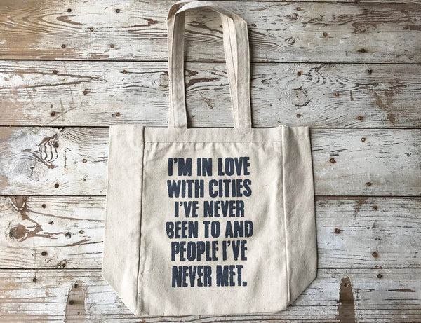 Tote - I'm In Love With Cities