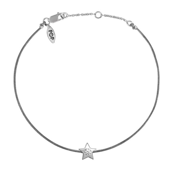 POP STAR .10cts. Diamond Bracelet