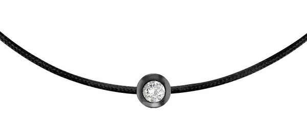 POP .10cts. Diamond Choker