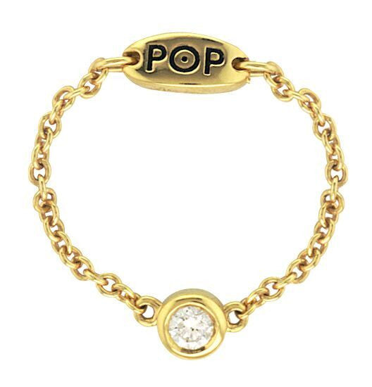 POP .10cts Diamond Ring