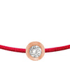 POP .10cts Diamond Bracelet/Anklet - Red/Rose Gold