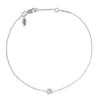 POP .10cts Diamond Single Chain Bracelet