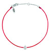 POP .10cts Diamond Leukemia Lymphoma Society Bracelet