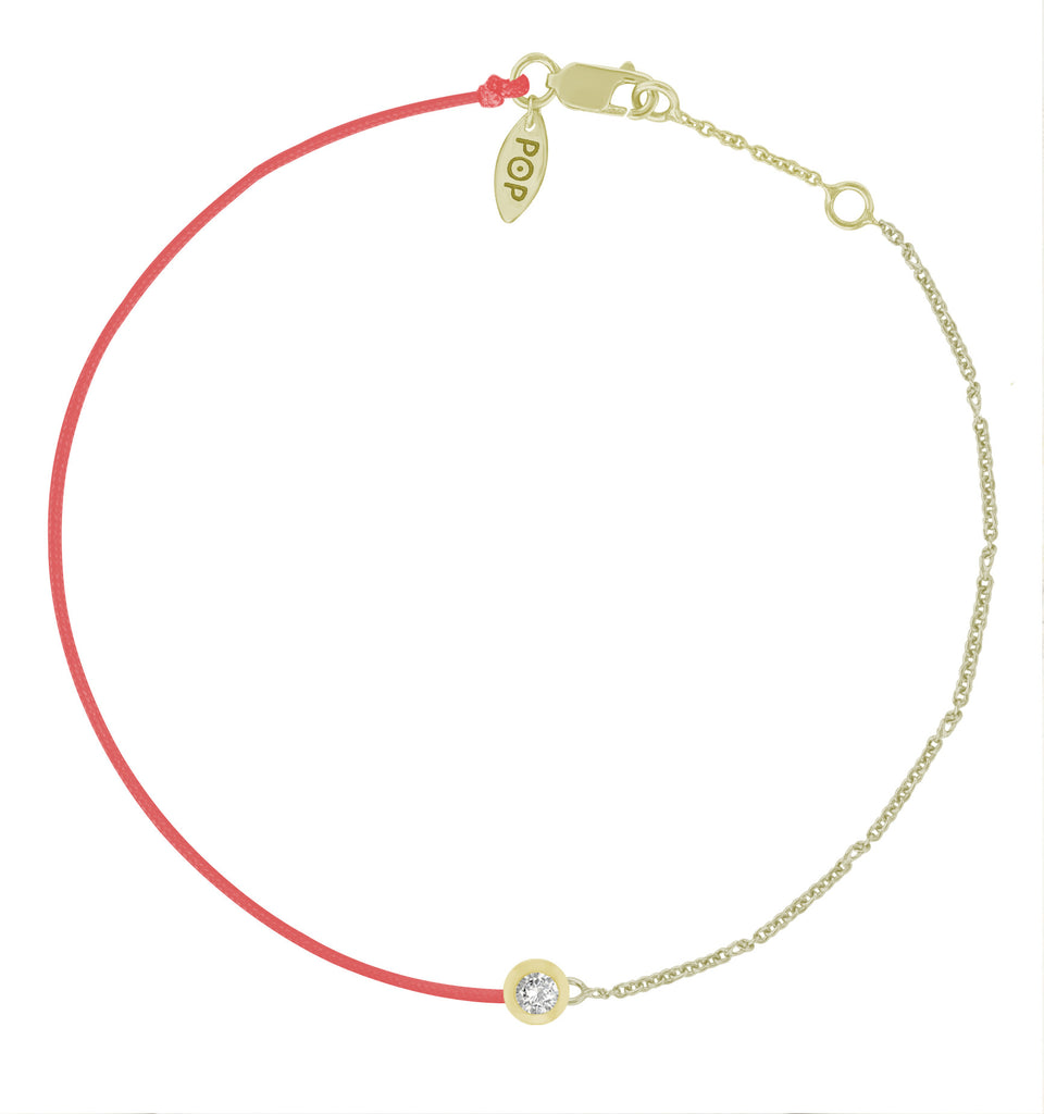 POP .10cts Split Decision Bracelet/Anklet