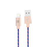 Apple MFi Certified Braided Lightning to USB Cable (6ft) Ltd Ed Colors
