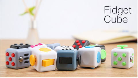 Fidget Cube Anxiety and Stress Reliever Focus Toys
