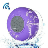 Waterproof Bluetooth Speaker for the Shower and Poolside
