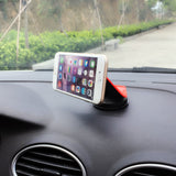 LAX Magnetic Dashboard Cell Phone Mount, Windshield Car Mount, Phone Holder for iPhone 7/7 plus/6/6s/6 Plus/6s Plus, Samsung S6/edge/S7/S7 edge, Note 7/5, LG G5, Nexus 5X/6/6P, HTC, Smartphones