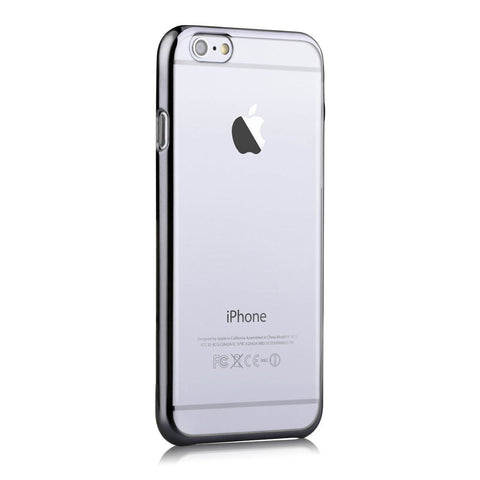 Slim, Protective and Clear Electro Case for iPhone 6s and iPhone 6 (4.7-Inch)
