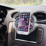LAX Magnetic CD Slot Holder with Secure Technology for Smartphones