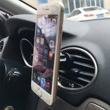 Car Mount, LAX Magnetic Air Vent Mount with Secure Technology Holder for Smartphones, iPhone