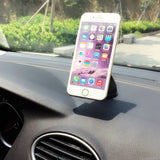 LAX Car Mount, Magnetic Air Vent Holder with Secure Technology for Smartphones, iPhone
