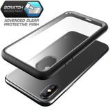 Premium Hybrid Protective Bumper Clear Case for Apple iPhone 7 8 X and Plus