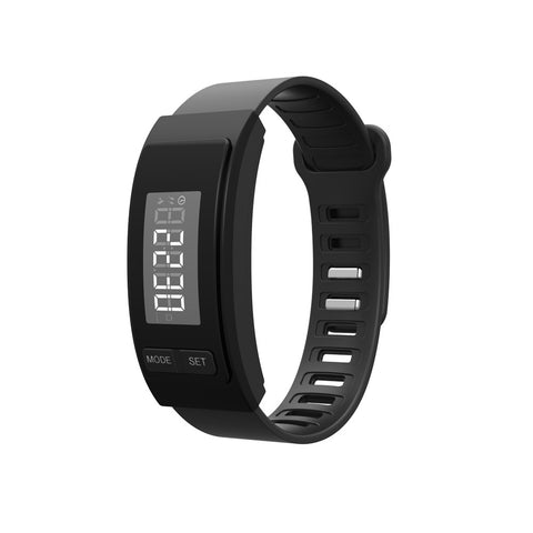 Fitness Tracker Wristband Watch Bracelet with Pedometer For running