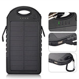 LAX Classic 5000mAh Solar Charger