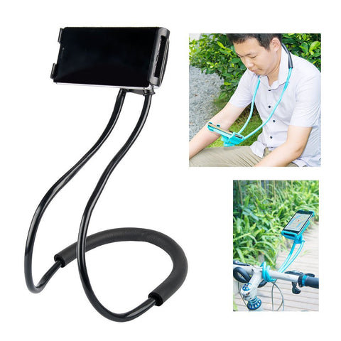 Universal Smartphone Neck Mount Hands-Free Phone Holder