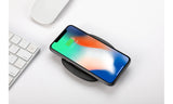 Qi-Certified Wireless Charger Pad for Qi-enabled Smartphones iPhone XS