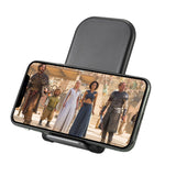 LAX Fast Wireless Charger Stand - Qi-Certified Phone Charging, Great for Face ID on Apple iPhone 11/11 pro max/11 pro/XS max/X, Compatible with Airpods pro, Samsung Note 10/S10/S9, Google Pixel & More