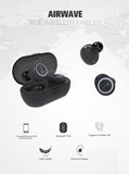 Laud True Wireless Airwave In-Ear Bluetooth Earbuds with Charging Case