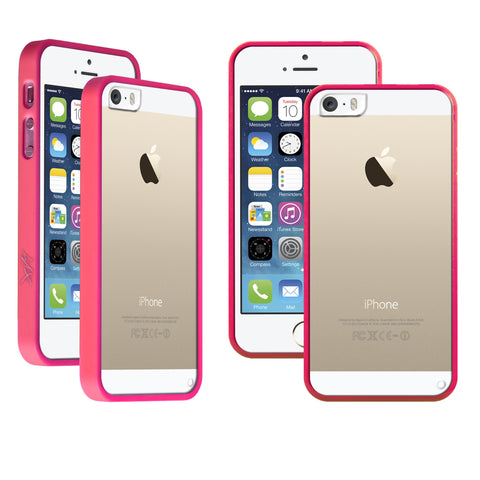 10-Pack LAX Shell Case for iPhone 5s / 5 (Assorted Colors)