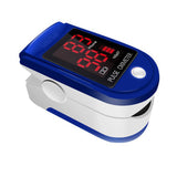 LAX Pulse Oximeter - Fingertip Blood Oxygen Saturation Patient Monitor