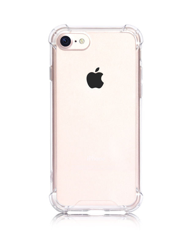the latest 2a030 6ce1b iPhone 7 / 7 Plus Case, Clear Anti-Scratch Soft Flexible Shock Absorption  TPU Technology Cover