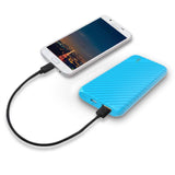 Ultra-Compact Portable Power Bank, LAX 4000mAh External Battery Pack Charger USB Output for iPhone, Samsung Galaxy and More