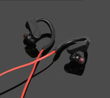 Bluetooth Wireless Headphone Soft Ear-hook For Workout - iPhone Samsung LG