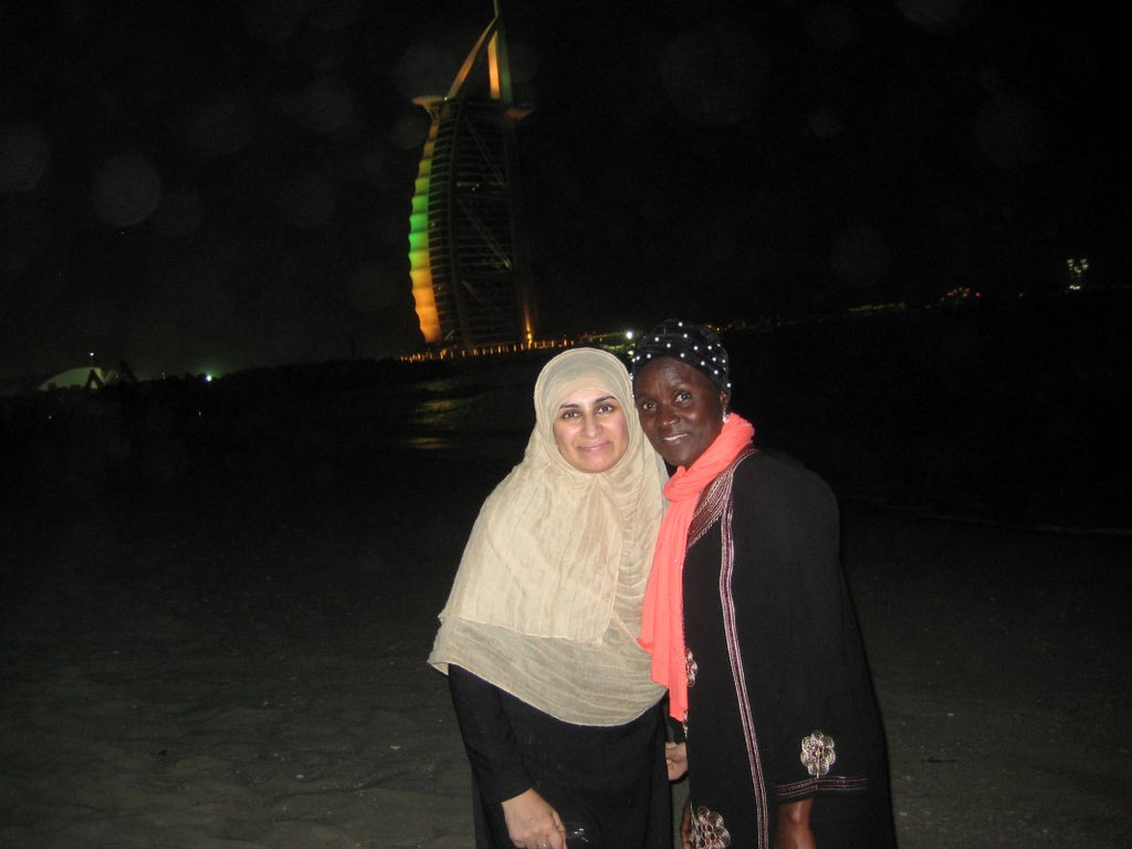 Ethical Pioneer - Interview with Isatou Ceesay, co author of One Plastic Bag visits Dubai, UAE, March/April 2019