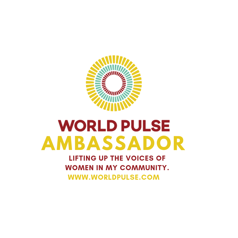 World Pulse Ambassador UAE - March 2019