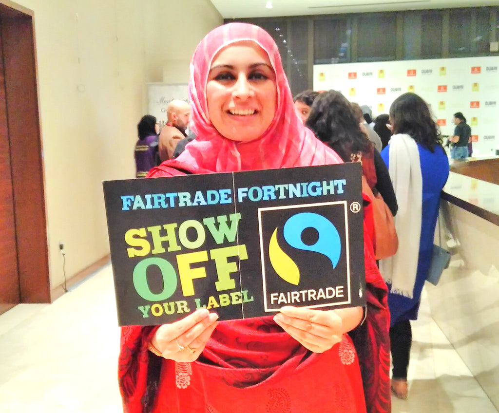 Fairtrade Fortnight 2018 - Dubai, UAE