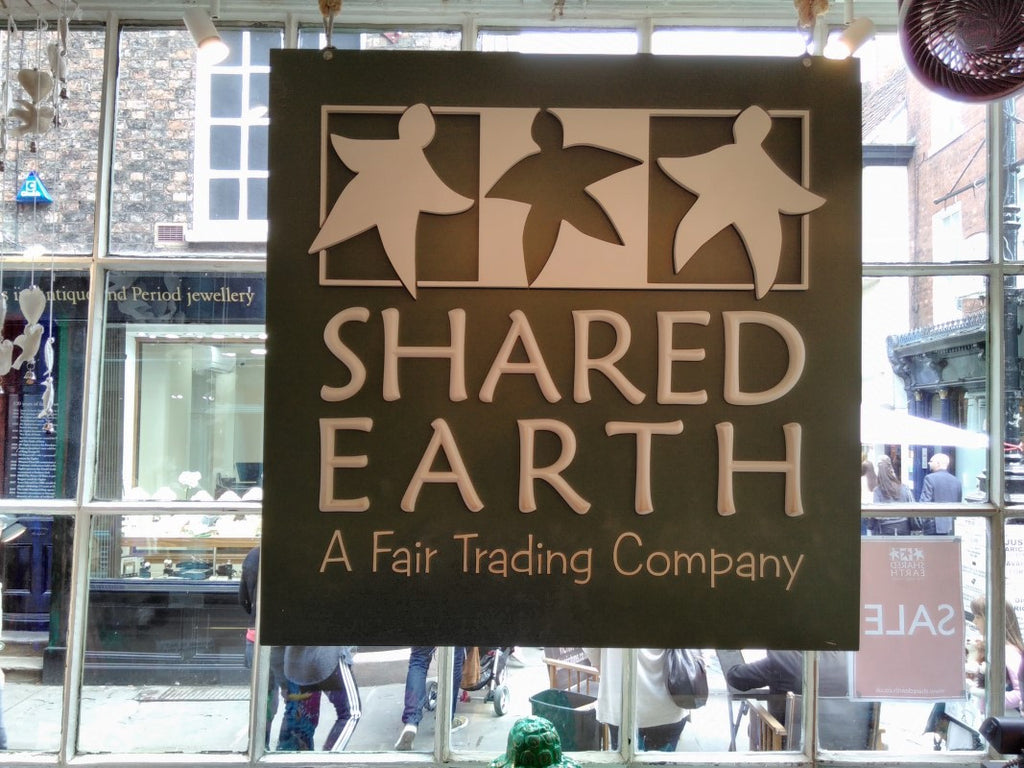 Fair Trade Pioneers - Jeremy Piercy, Shared Earth, York, United Kingdom
