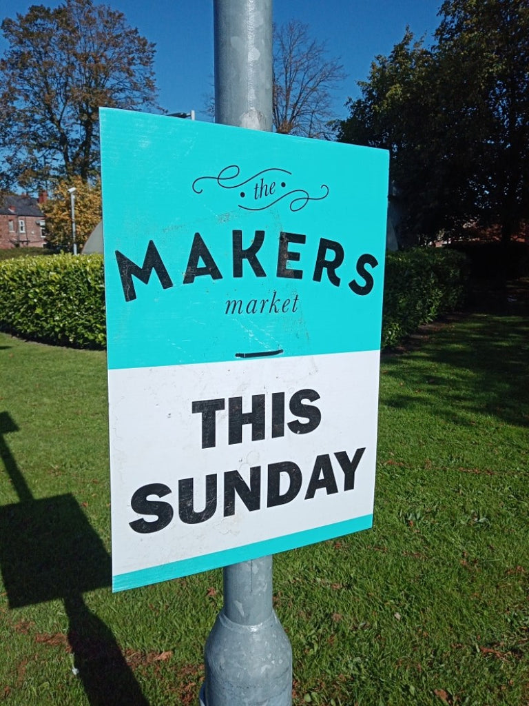 A Visit to The Makers Market, West Didsbury, Manchester, UK