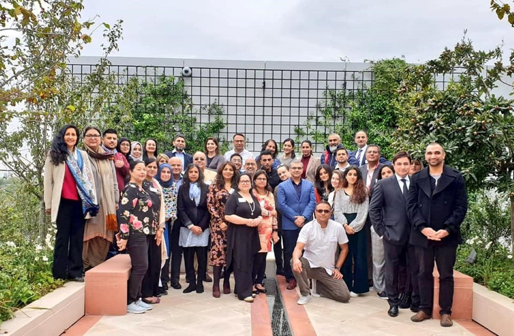 Common Purpose and The Pakistani Disapora Leaders Programme - October 2019, London, UK