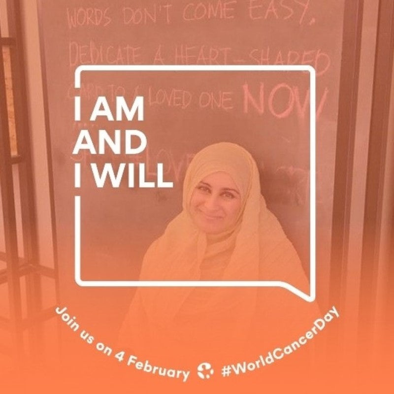 World Cancer Day 2020 with Sabeena Ahmed