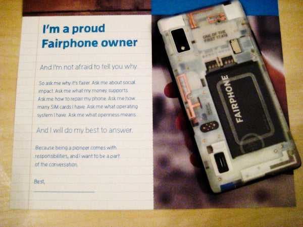My Fairphone2,  17,418 - Review and Vlogs by Sabeena Ahmed