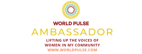 World Pulse Ambassador Banner