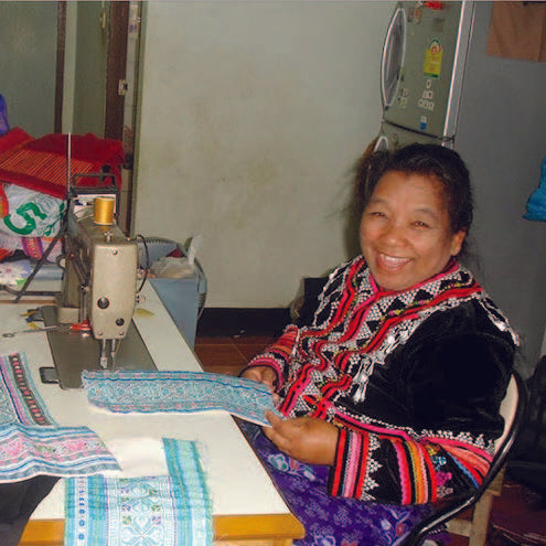 Producers of embroidery, appliqué, patchwork