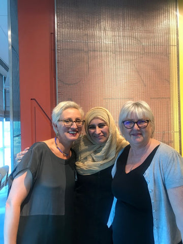 Day 5 - Farewells with Amy and Sally of SSE London Cornwall BSEP and NAMA Sharjah 2018