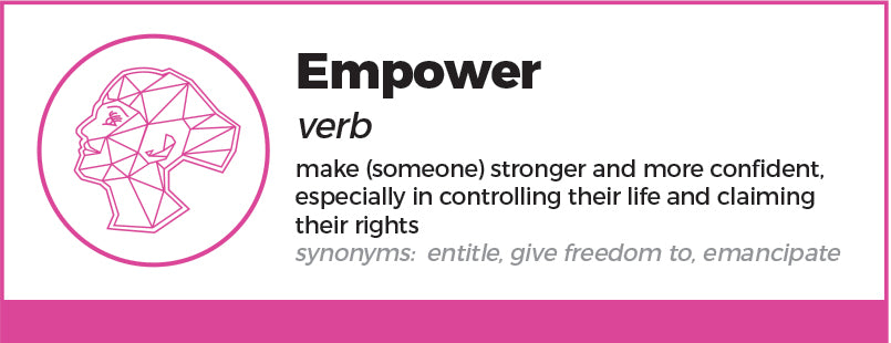 Empower Women Stamp