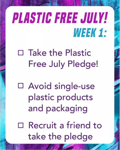 Plastic Free July - Plastic Free July UK