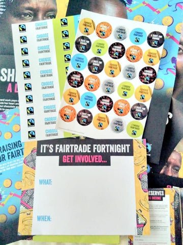 Fairtrade Fortnight Resource Materials 2019 - Celebrating Fairtrade Fortnight 2019 Dubai the UAE