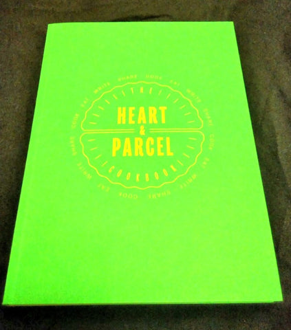 The Heart & Parcel Cookbook, Manchester, UK - December 2019