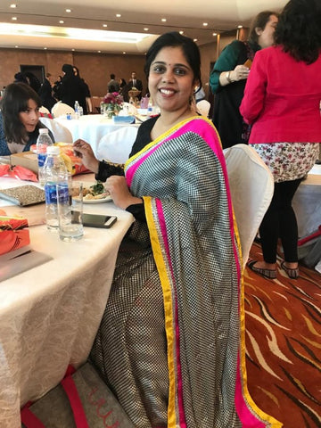 BSEP, NAMA, SSE London Graduation Ceremony, 2019, Tanu from SSE India,  Sharjah Golf and Shooting Club, UAE