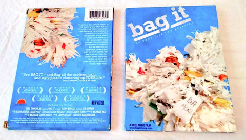 Bag It DVD - Plastic Free July with Sabeena Ahmed