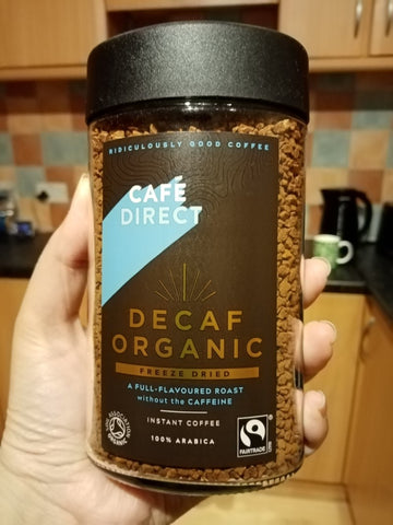 The Little Fair Trade Blog, Cafe Direct Decaf Fairtrade Coffee, Fairtrade Ethical Ramadan 2021 with Sabeena Ahmed