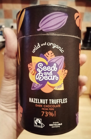 Fairtrade Ethical Ramadan 2021 with Sabeena Ahmed - Seed and Bean Truffles